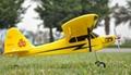 Sell 2.4Ghz Anti - Crash Mini Piper J3 Cub RTF RC Planes ES9903A 3