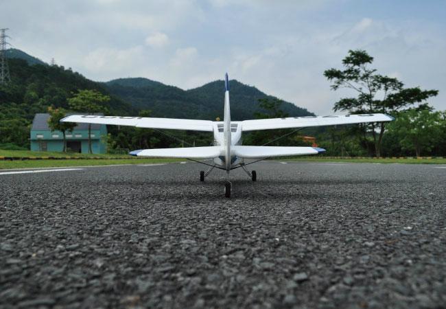 5 Channel Yak-12 High Wing Model Plane EPO RTF W/ Flaps (ES9906C5) 4