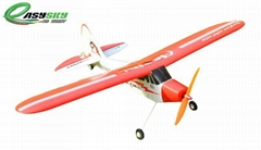 2.4Ghz 4ch RC Aircraft Model Piper J3 Cub Brushless EPO RTF (ES9903C)