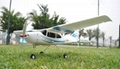 Micro 2.4G 4ch Cessna Model RC Plane Brushless EPO RTF (ES9901A)  3
