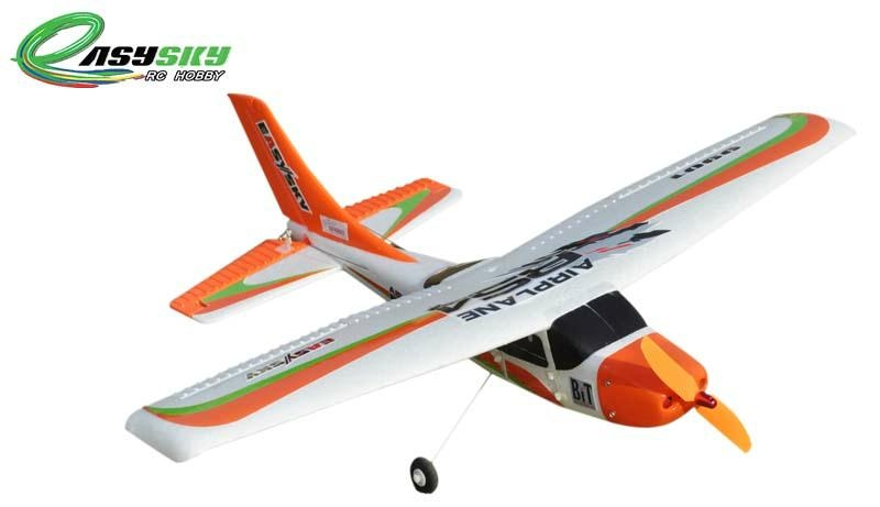 Cessna RC Model Plane for Beginners with 2.4G 4ch Radio Controlled (ES9901C) 1