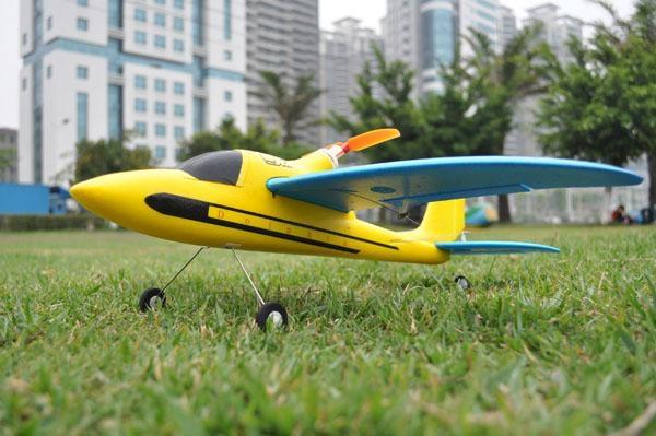 "Remote Control Sport Plane ""Dolphin Glider"" 2.4 G 4ch Brushless EPO RTF(ES9902A) 3"