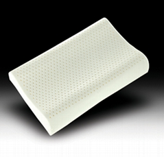 Latex Foam Wave Pillow
