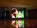 P6mm indoor full color  led display 1