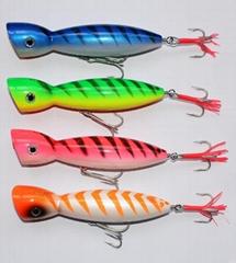 fishing lure popper
