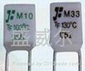 M10溫度保險絲/M20溫度保