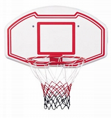 Backboard With Ring, Basket Board, Backstop, Basketball Hoops, Basketball System
