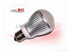 LED大功率球泡燈
