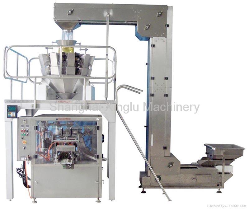 Bag Filling and Sealing Machine  2