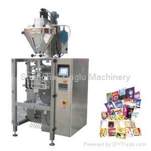 Auto Vertical Powder Packing Machine 1
