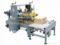 Auto Carton Corner Sealing Machine