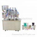 Automatic Soft Tube Filling and Sealing Machine  3