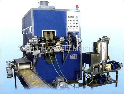 Multifunctional Automatic Core-poured Egg Wafer Machine  1