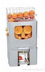 Auto Orange Extractor