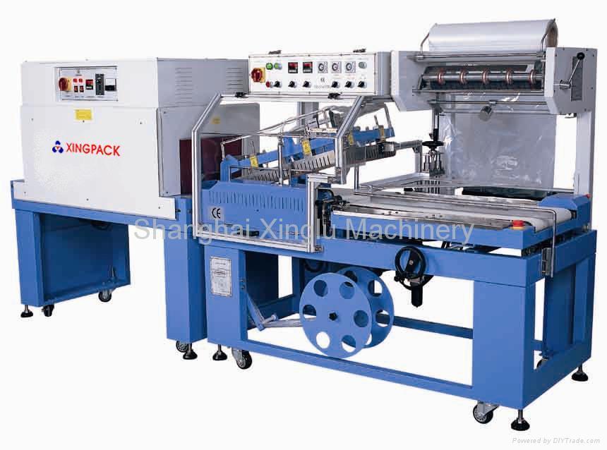 Automatic Sealing and Shrinking Machine 1
