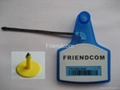 Active RFID Ear Tag FC-909T