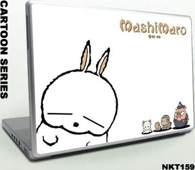 MashiMaro Laptop Skin, Cartoon Laptop Skin