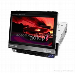 In-dash LCD Monitor DVD Touch Screen