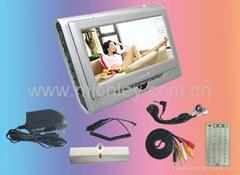 便携式DVD