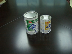 milk powder tin box