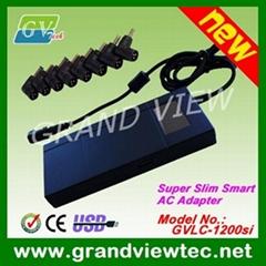 Laptop Adapter--Universal Super Slim & Smart