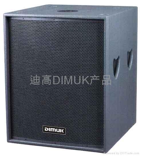 超低音箱专业音箱舞台音箱工程音箱(FS-18B)