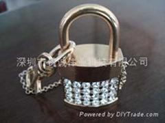 钻石锁U盘