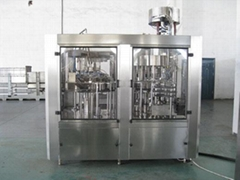 washing,filling & capping three in one machine