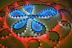 Waterproof SMD flexible PCB LED String Light/Rope Light/Ribbon Light