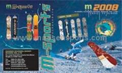 snowboard    kiteboard    skibaords