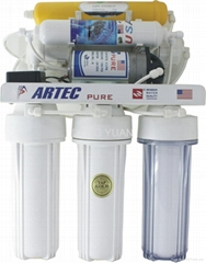 Water Purifier (Six R-O water purifier)