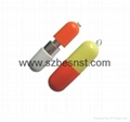Pill Shape usb pen drive