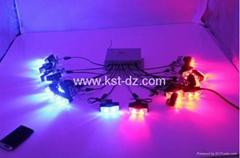 16 LED Warning Strobe Flash Light Lightbar EMERGENCY STROBE LIGHTS 12V