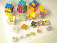 廣告智力魔方,禮品玩具,益智力魔方,玩具