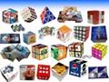 廣告智力魔方,禮品玩具,益智力魔方,玩具 3
