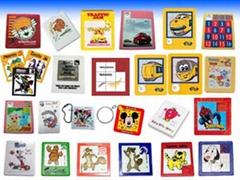 智力拼图,广告拼图,广告赠品,礼品,玩具