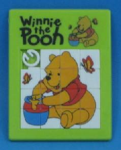 廣告拼圖。廣告禮品,拼圖拼版。益智力玩具 3