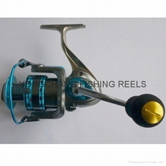 NEW DESIGN SPINNING REELS