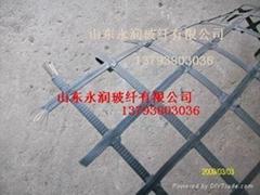 面向全国各地厂价供应GSZ钢塑复合土工格栅