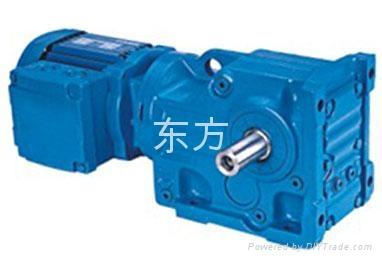 供应K系列斜齿锥齿轮减速机 1