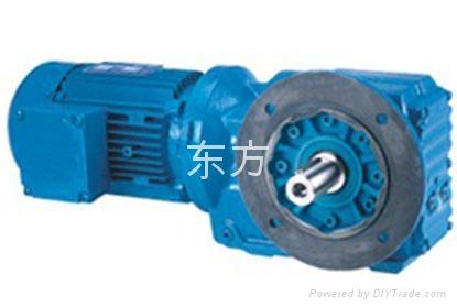 供应K系列斜齿锥齿轮减速机 2