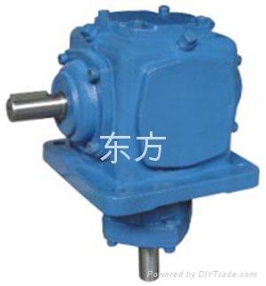 河南郑州供应T系列螺旋锥齿轮减速换向器 3