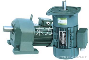 河南供应G系列齿轮减速机 1