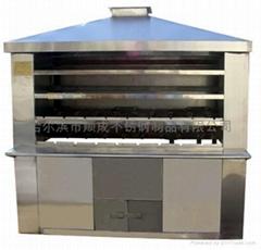 巴西烤肉机-自助餐饮理想选择