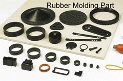 Rubber Molding Part