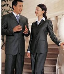 上海成成制衣厂加工定做男女高档西服
