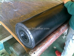 neoprene rubber sheet, industrial rubber sheet for industrial seal