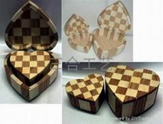 木盒,桐木盒。松木盒