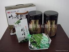 臺灣杉林溪高山烏龍茶