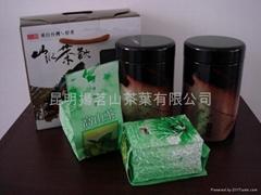 臺灣機採四季春茶